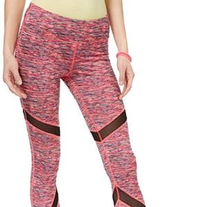 S Active leggings with mesh